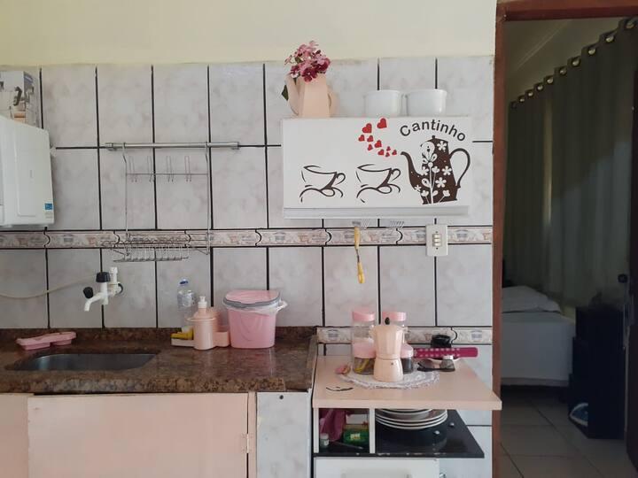 Casa simples para dias incríveis em Palmas!