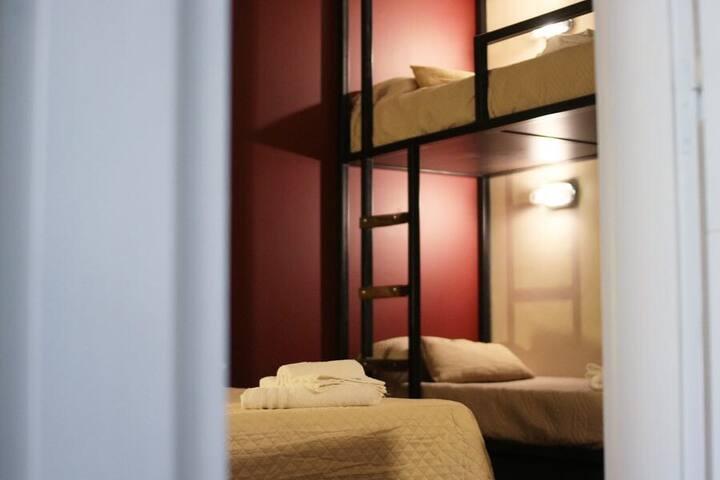 Limay Bed&Breakfast Cuádruple
