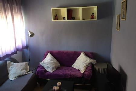 Apartamento Las Navas del Marqués con WiFi