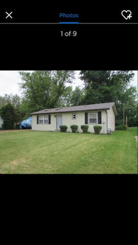 Charming Buckeye Lake Home on a Quiet Canal