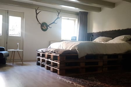 Spacious CityCentre Apartment for Couple (w/child) - Zwolle - Wohnung
