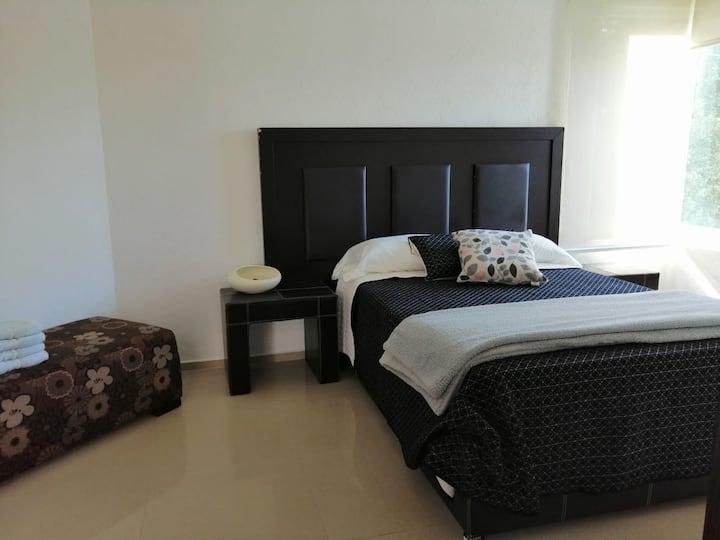 Habitación en Hostal de Lujo en Tlaxcala (C3)