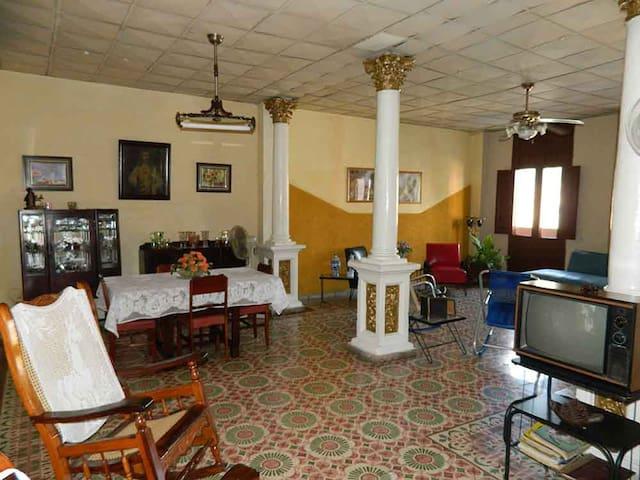 Casa Arelis, habitación doble.