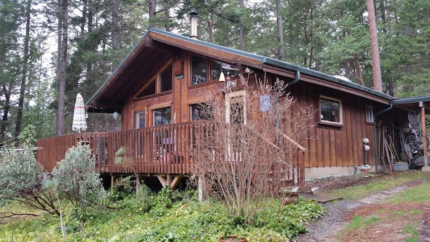 Cabin in Upper Applegate Woods - Jacksonville