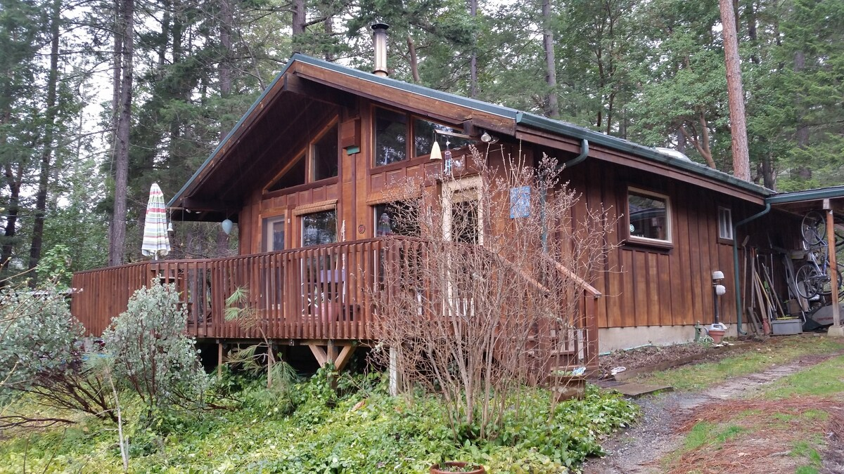Delicieux Cabin In Upper Applegate Woods   Cabins For Rent In Jacksonville, Oregon,  United States
