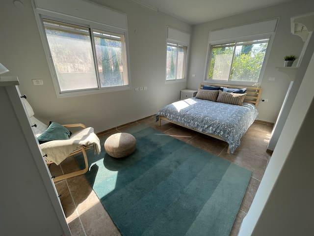 Bedroom C (double).