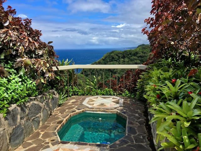 Cliff House Stunning Pool/Spa/Ocean&Waterfall View
