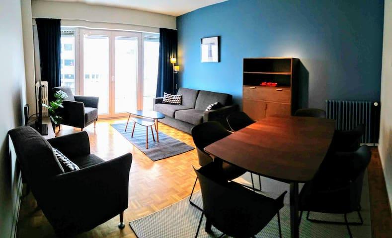 Appartement met zeezicht (Mariakerke-bad)