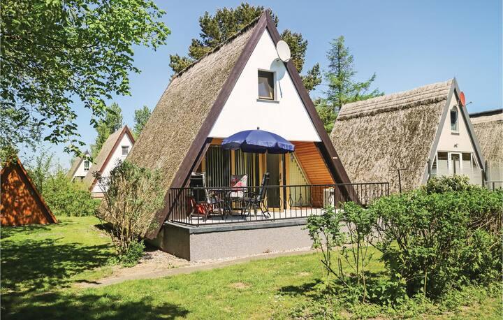 Nice home in Gager/Rügen with 2 Bedrooms