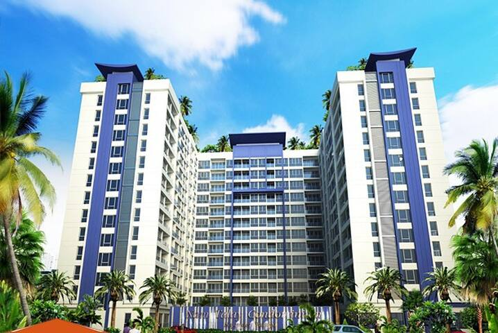 NAM TALAY CONDO - Паттайя - Apartment