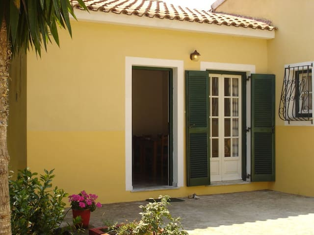 villa stefanos with pool