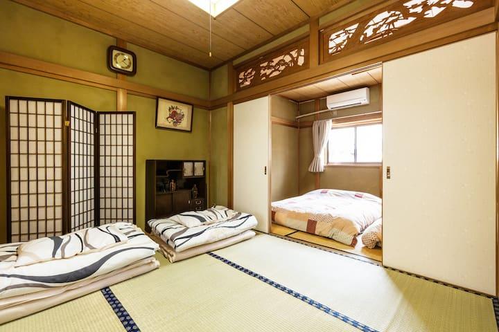 Near Kiyomizu temple and Gion Area♪
