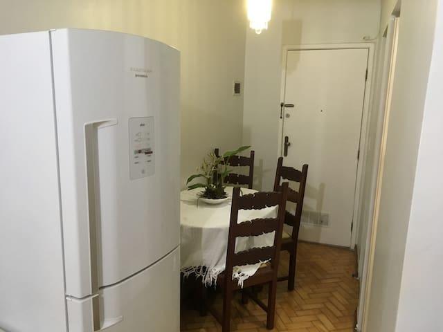 Apartamento Quarto e Sala na Lapa - Rj - Rio de Janeiro - Apartment