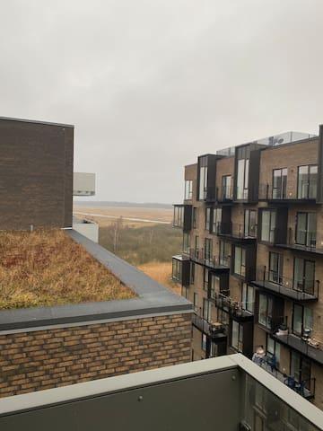 Skøn ny lejlighed med to altaner