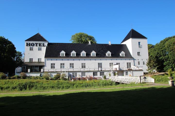 Suite på Vraa Slot