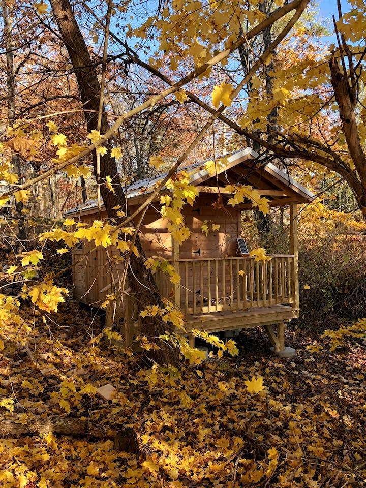 Lake Side Tiny House Cabin