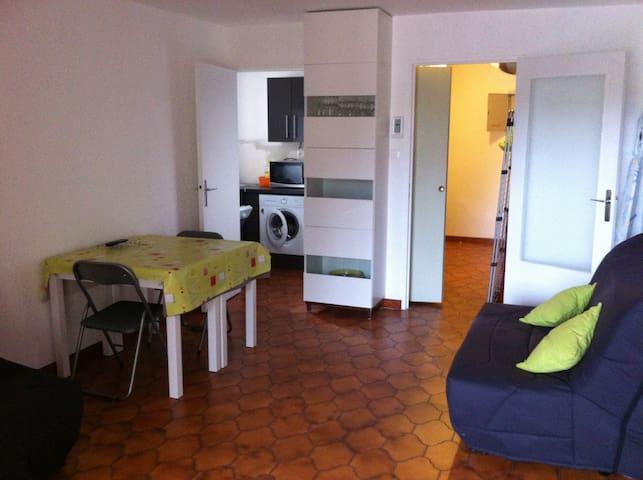 Vue sur mer - Appartement lumineux 4 à 6 personnes - Saint-Mandrier-sur-Mer - Apartment