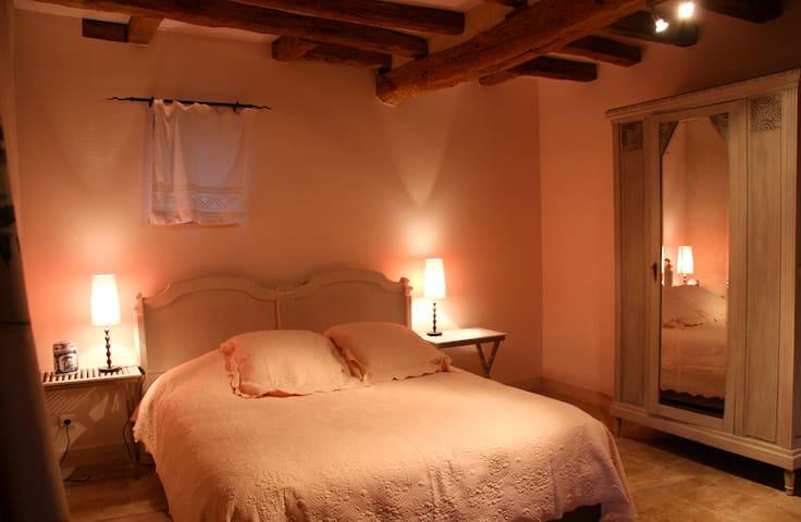 Gîte La Vieille Ferme - Ruffey-lès-Beaune - House