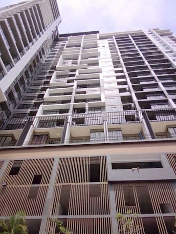 Plus Condo2.Brand new and comfy room - Hat Yai - Kondominium