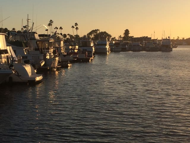 Great Huntington harbor house - Huntington Beach - Dům
