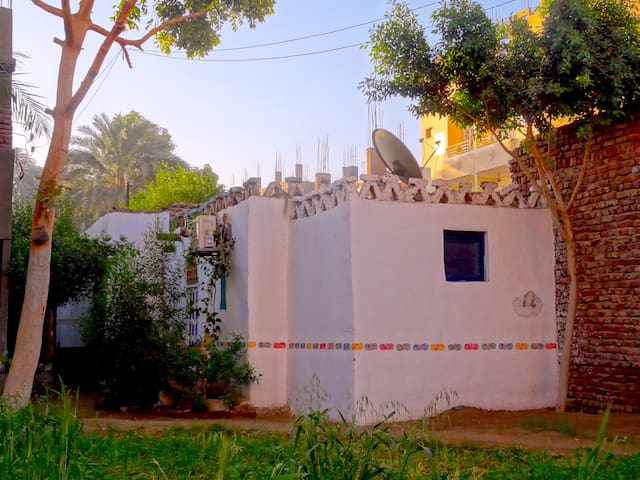 Calm & comfy flat, West Bank Luxor - Luxor - Apartmen