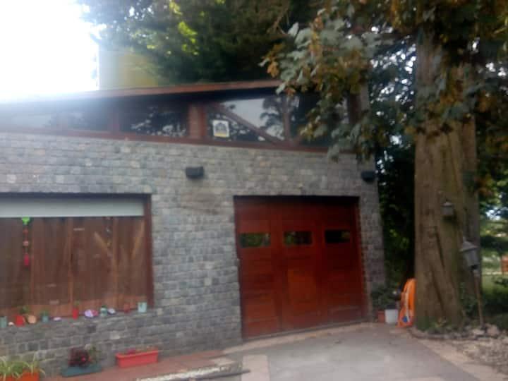 Gran cabaña en el Bosque Peralta Ramos