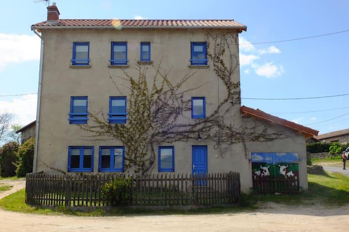 GITE (ancienne école de campagne) - Saint-Pierre-du-Champ