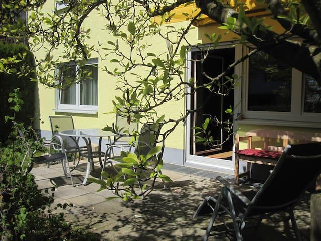 Familienfreundliche Fewo in Weilheim