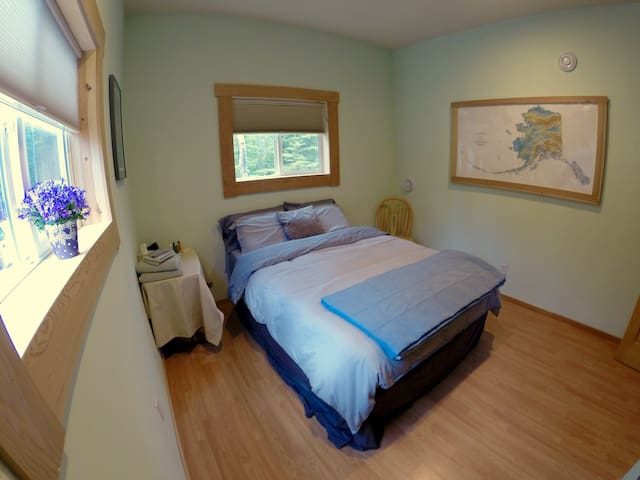 The Alaska Room; Bright and Restful - Hope