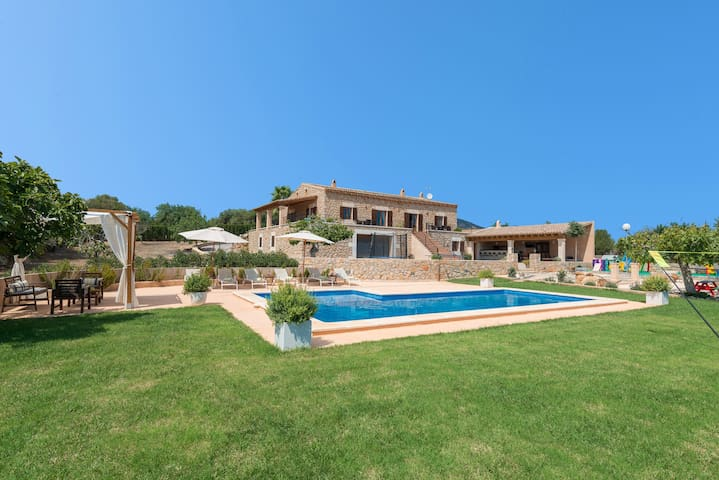 ES SEBATLINS - Villa for 6 people in SANT LLORENÇ DES CARDASSAR.