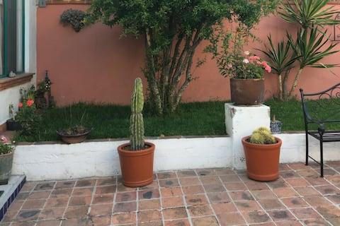 El Arroyo in Tequisquiapan, Mex Room 1