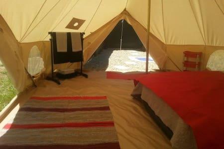 Estrela Camping, Glamping & Animal Rescue Portugal
