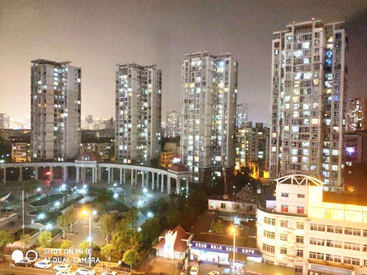 似水流年&MAX大屏投影,天津站旁大三居,近意风区,古文化街,摩天轮