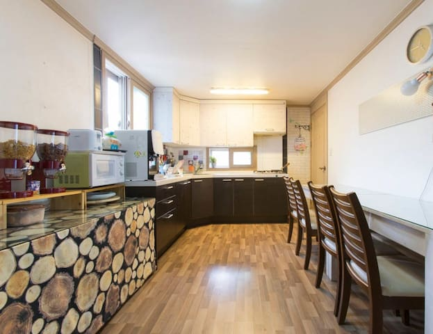 Finehill Town 4 beds at 1 room