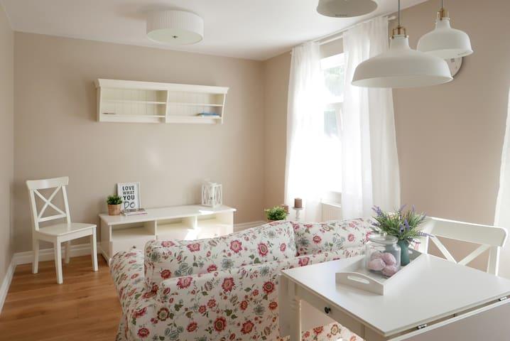 Cosy apartment located in beautiful park Kadriorg