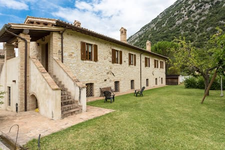 Casolare in the heart of Italy - Pale - Villa