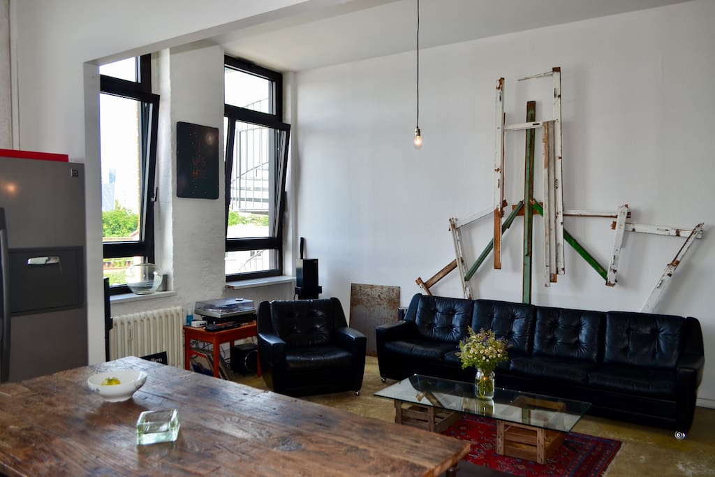beautiful and bright boh me loft in cool neuk lln lofts. Black Bedroom Furniture Sets. Home Design Ideas