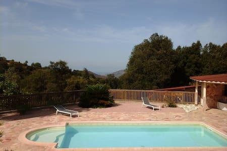 vacances entre mer et montagne en Corse du Sud