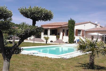 le plaisir de vivre en provence - Malemort-du-Comtat
