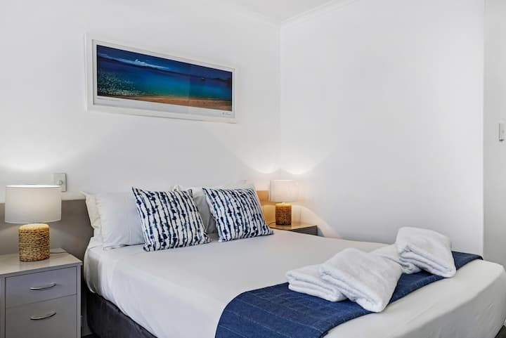 Bayscape Studio Glenelg |WIFI |Netflix |Parking