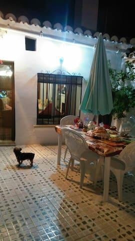 Encantadora casita rural