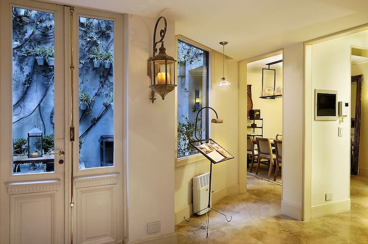 Top notch House in Palermo with terrace and patio