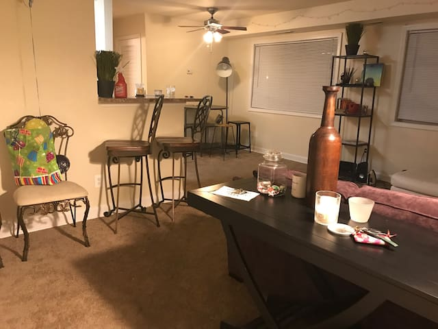 Spacious one bedroom Apt - Oxon Hill - Pis