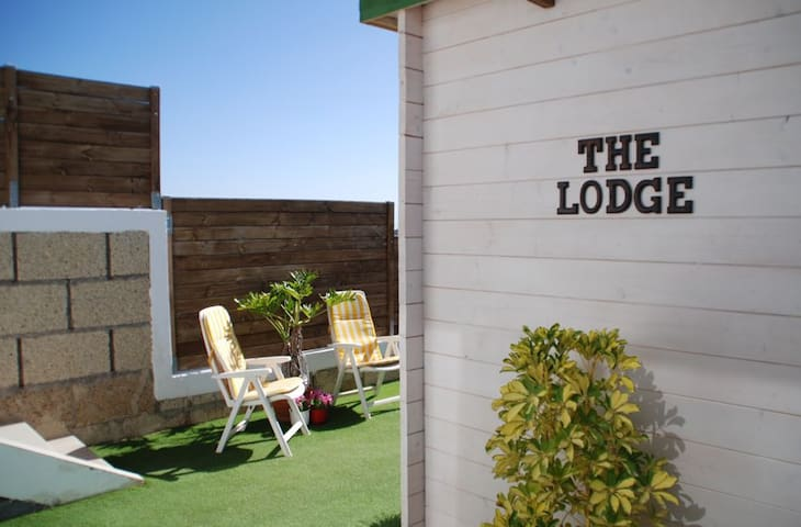 THE LODGE: ¡sencillamente único!