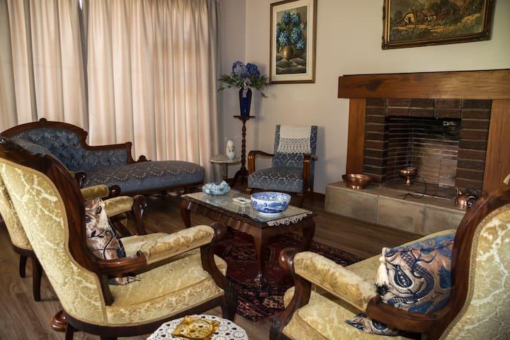 Lalani Guesthouse gardenroom