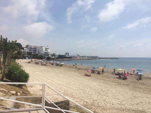 Playa cómodo chalet 2 dormitorios - Torre de la Horadada - House