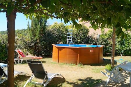 Gîte rural en Provence - Aubenas-les-Alpes - 단독주택