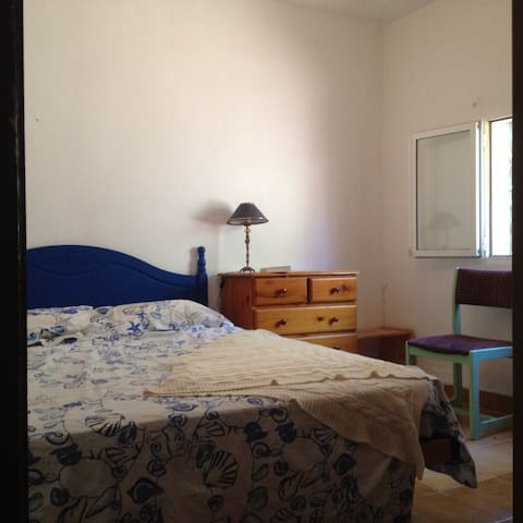 double room in the magic forest - Sant Miquel de Balansat - Huis