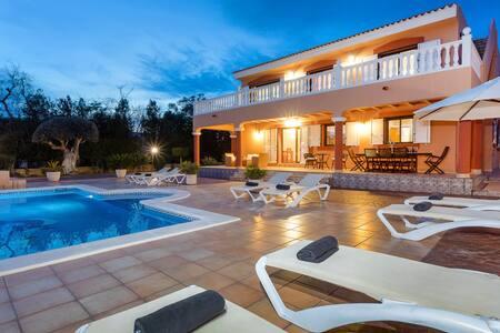 Villa Tino, Ibiza - Spain - Ibiza - Villa