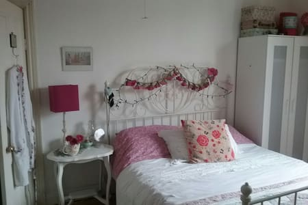 Quirky vintage Victorian house - Leeds - Bed & Breakfast